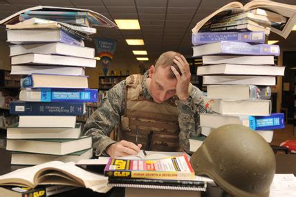 Compare Military College and Education Benefits   Military