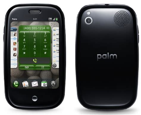 'Palm Pre' Smartphone Announced: WebOS, Wireless Charging