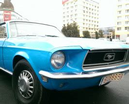 Ford Mustang 1968 auto epoca, 19