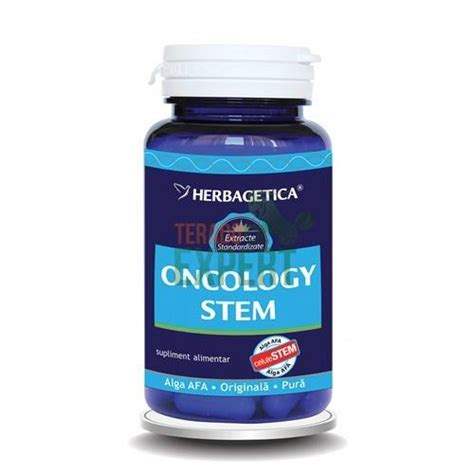 ONCOLOGY STEM 60CPS HERBAGETICA