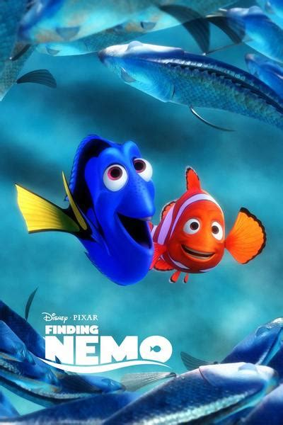 Finding Nemo (2003) Movie Poster – My Hot Posters